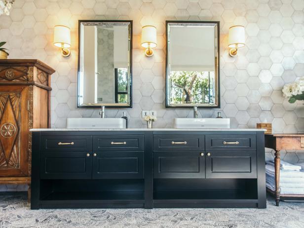 Bathroom Cabinet Style & Ideas   HGTV