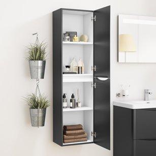 Mirrored Bathroom Cabinets & Bathroom Wall Cabinets