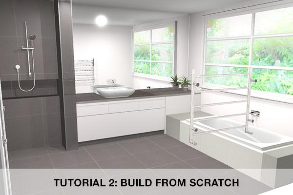 Planning: Design Your Dream Bathroom Online - 3D Bathroom Planner