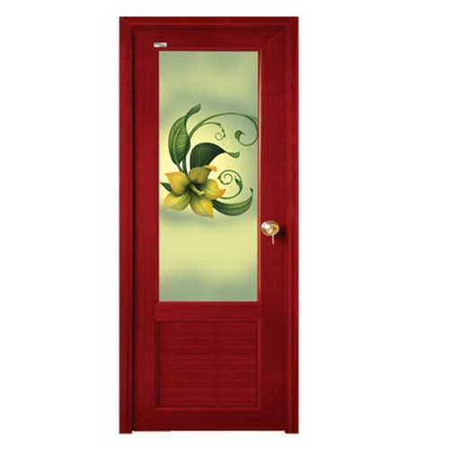 Mahroon Printed FRP Bathroom Door, Rs 6999 /piece, Highness FRP
