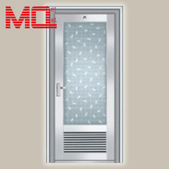 Aluminium Bathroom Doors Types Of Bathroom Single Doors Design - Buy