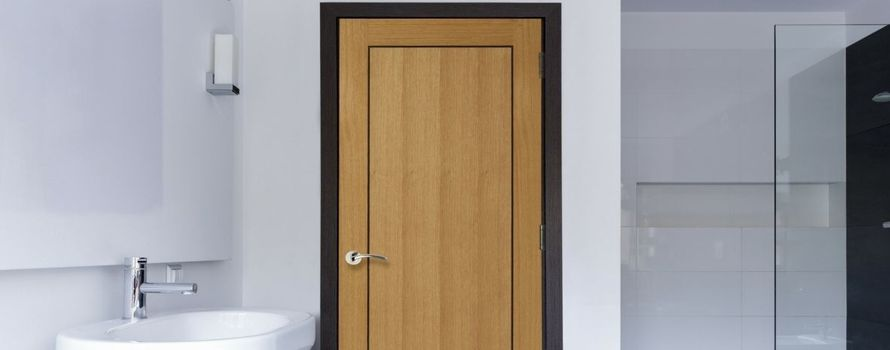 Bathroom Door | Sliding Bathroom Door