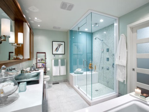 Bathroom Interior Design - House Decoration