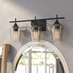 Bathroom Vanity Lighting You'll Love | Wayfair