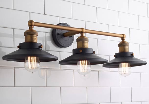 Unique Bathroom Light Fixtures - yezbick.com