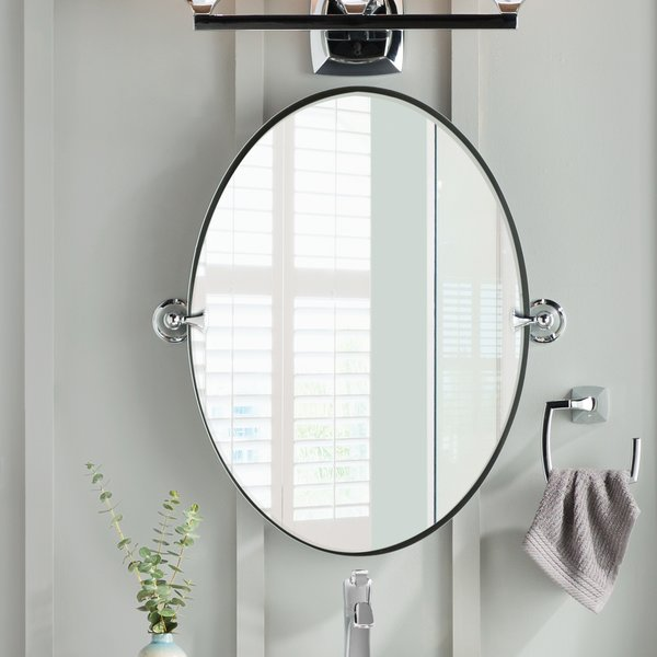 How to choose bathroom mirror?