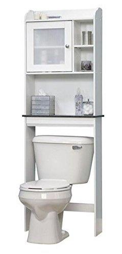 Amazon.com: CENTER Bathroom Shelves Over Toilet,Bathroom Etagere
