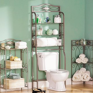 Bathroom Shelves – Crucial One To Have