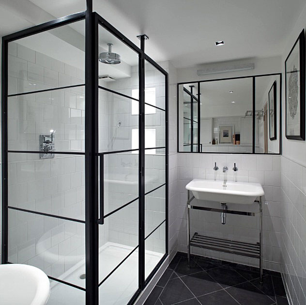 30 Contemporary Shower Ideas - Freshome