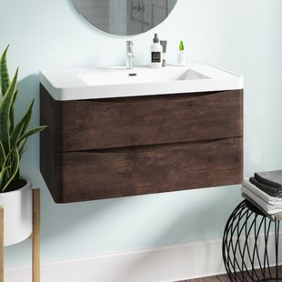 Vanity Units - Bathroom Units & Sink Cabinets | Wayfair.co.uk