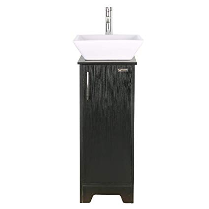 13 inch Modern Bathroom Vanity Units Cabinet And 16 inch Sink Stand