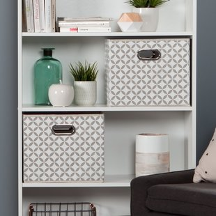 Storage Baskets For Bathroom | Wayfair