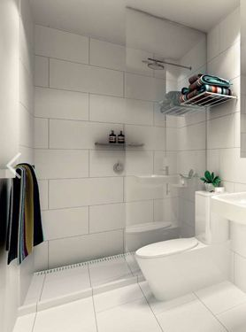 100+ Bathroom Tile Ideas Design, Wall, Floor, Size, Small, Gallery