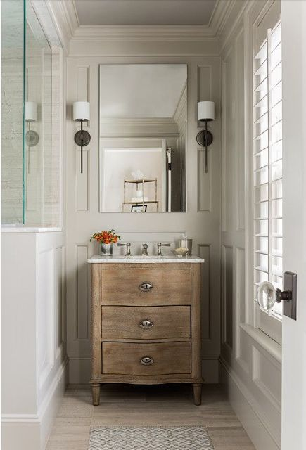 Cheap Bathroom Vanities Ideas | tiffani & dan : whole house remodel