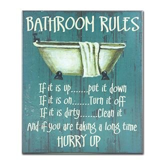 Bath & Laundry Wall Art You'll Love | Wayfair