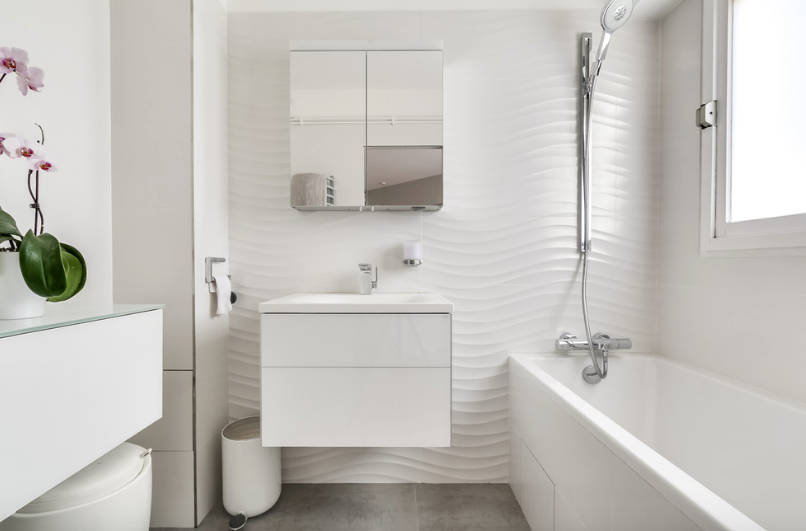 The perfect bathrooms designs to make you  feel relaxed and comfortable