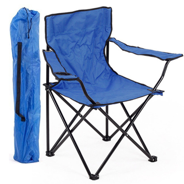 Large armchair Portable folding chairs fishing stool camping Beach