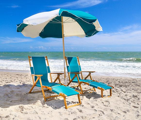 Outer Banks Beach Chair Rentals - Kitty Hawk Kayak & Surf School