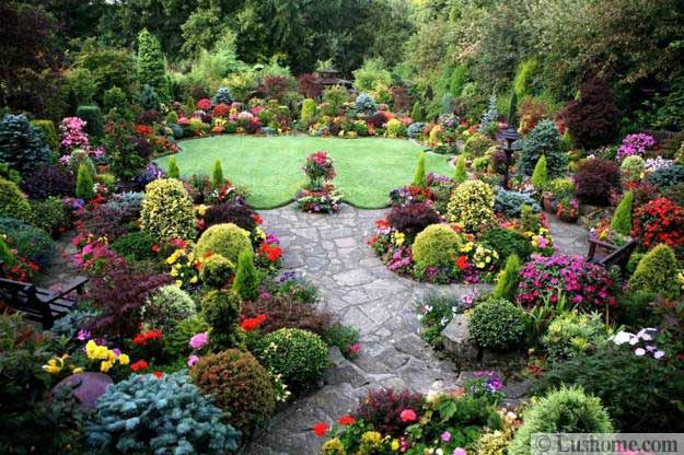 155 Fabulous Inspirations and Yard Landscaping Ideas for Beautiful