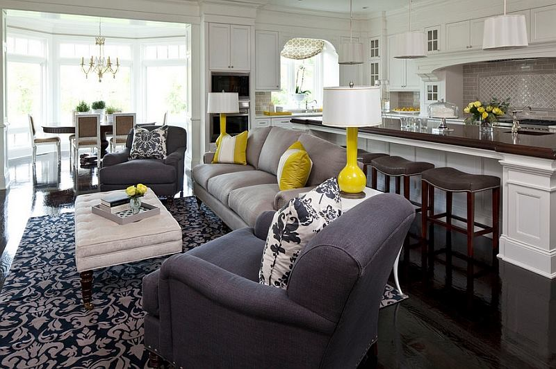 25 Beautiful Living Room Ideas for Your Manufactured Home | Mobile