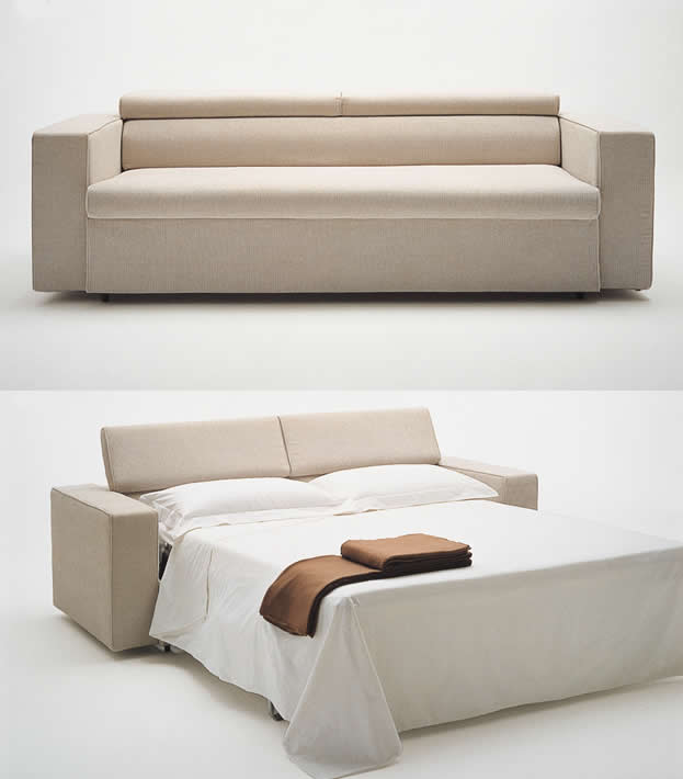 Save space with the modern sofa bed - Home Design