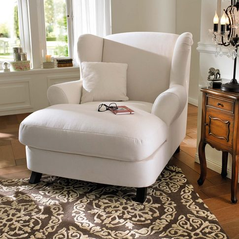 Reading chair similar to this one | Home: Living Room | Pinterest