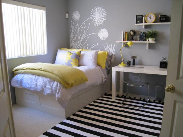 Teenage Bedroom Color Schemes: Pictures, Options & Ideas | HGTV