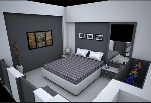 Master Bedroom Interior Design Service in Shukrawar Peth, Pune, KT
