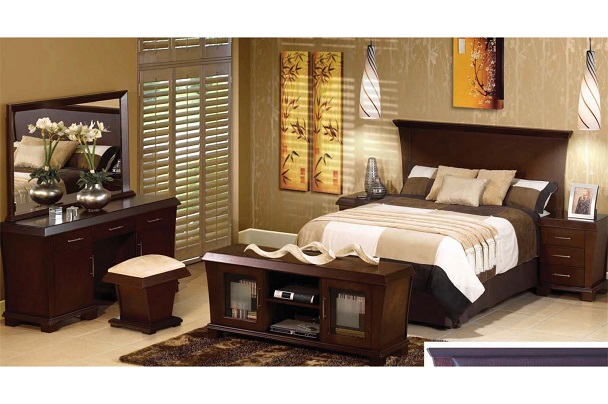 New Home Furnishers » Centurion Bedroom Suite