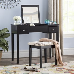 Small Bedroom Vanity Set | Wayfair