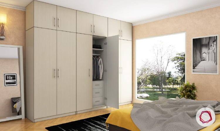 How To Choose Bedroom Wardrobe In 4 Easy Steps!