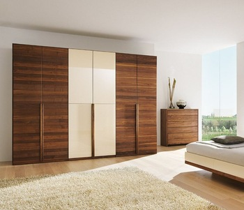 Plywood Wardrobe Design Clothes Closet Bedroom Wardrobes - Buy