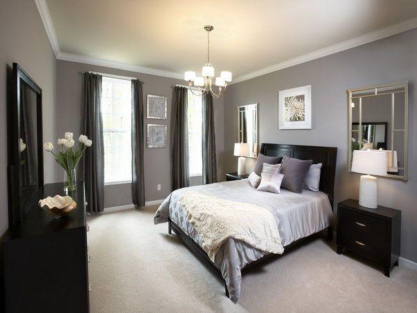 Gray Master Bedroom Paint Color Ideas | Master bedroom | Pinterest