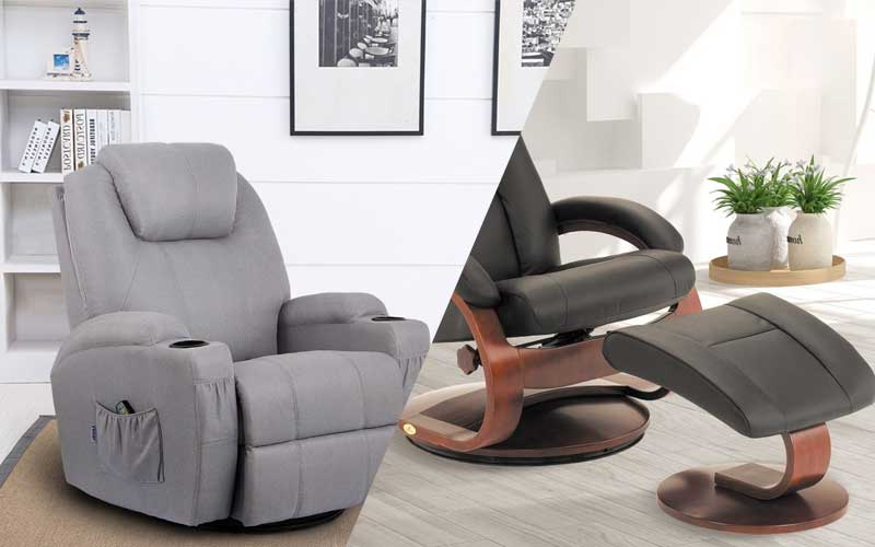 Best Ergonomic Living Room Chairs, Recliners, and Sofas 2018 Edition
