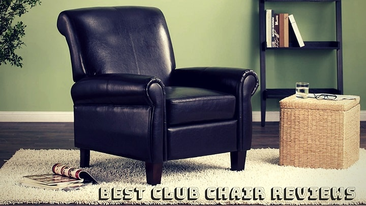 6 Best Club Chair Reviews in 2019 | (Recommended)