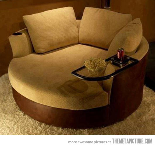 Best Couch Ever - The Meta Picture