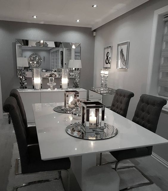 21 Daring Dining Room Ideas u2013 Whet Your Decorating Appetite with Our