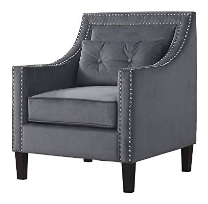 Amazon.com: Best Master Furniture ZH119 Edinburgh Suede Living Room