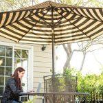Patio umbrella: best umbrella for you