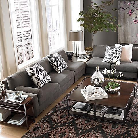 Elegant Dark Gray Couch Living Room Ideas and Best 20 Dark Gray Sofa