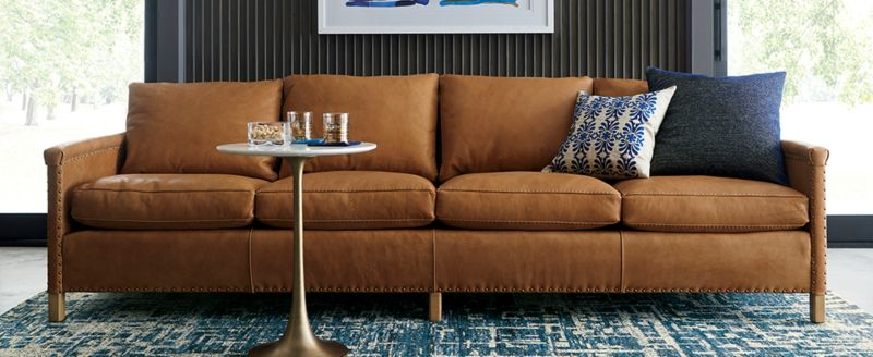 Sofa Fabric Types | Crate and Barrel