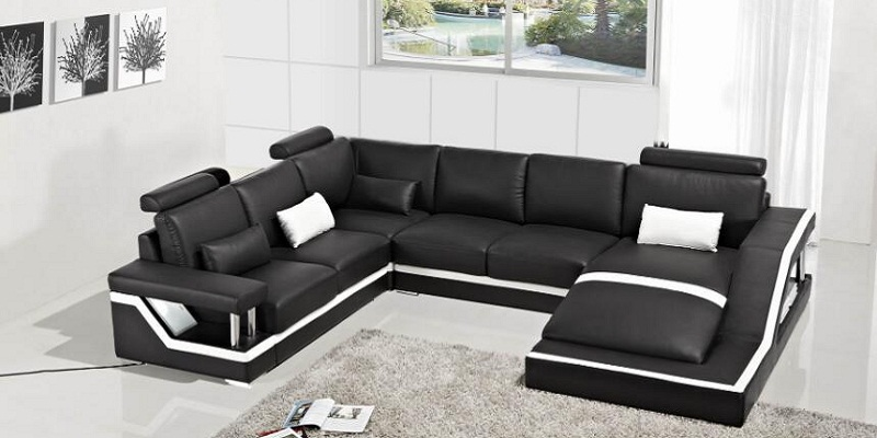 8 Best Sofa Set Leather Designs 2019 and 2020 - Bcafl
