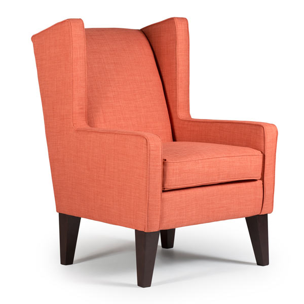 Chairs | Wing Back | KARLA | Best Home Furnishings