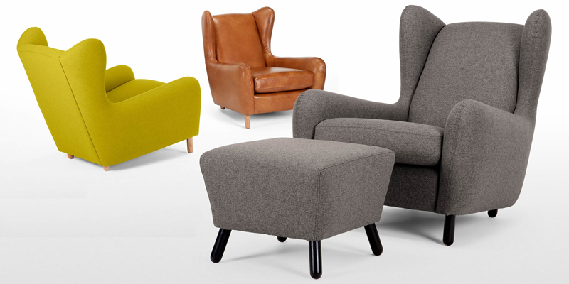 Top 10 Best Wingback Armchairs | Modern and Vintage Winged Designs