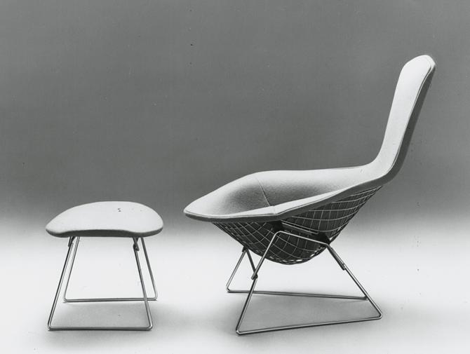 Bertoia Bird Chair | Knoll