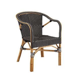 French Woven Bistro Chairs | Wayfair
