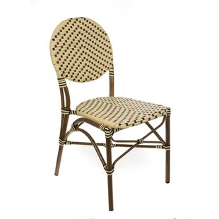 Outdoor Metal Bistro Chairs | Wayfair