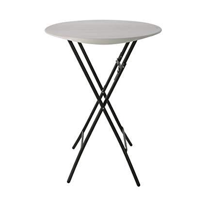 Amazon.com: Lifetime 80362 Round Bistro Table 33