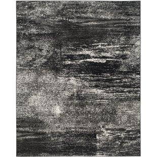Modern Black Area Rugs | AllModern