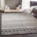 Black and White Area Rugs: Best Rug   Variety